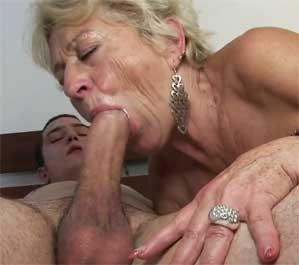 Phone sex granny