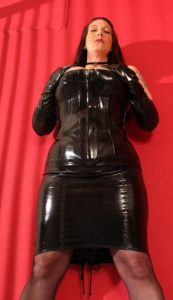 Leather phone sex